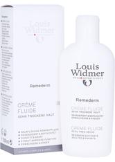 Louis Widmer Hautpflege Remederm Creme Fluide unparfümeriert Körperfluid 200.0 ml
