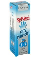 SYNEO 5 - SYNEO Dry Hands Creme 40 Milliliter - HÄNDE
