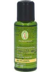 Primavera Kameliensamenöl bio 30 ml - Tages- und Nachtpflege