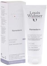 LOUIS WIDMER - WIDMER Remederm Körpercreme unparfümiert 75 ml - KÖRPERCREME & ÖLE