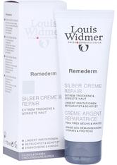 Louis Widmer Hautpflege Remederm Silber Creme Repair unparfümiert Körpercreme 75.0 ml