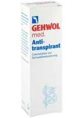 EDUARD GERLACH - GEHWOL MED Antitranspirant Lotion 125 Milliliter - FÜßE