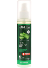 Logona Styling Hitzeschutzspray Bio-Aloe Vera Hitzeschutzspray 150.0 ml