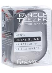 TANGLE TEEZER Haarentwirrbürste »Compact Styler«, zum Entknoten der Haare, grau, Male Groomer