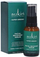 SUKIN - Sukin Super GreensAufbauendesSerum 30ml - SERUM