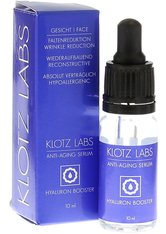KLOTZ LABS - HYALURON BOOSTER Serum Gel 10 Milliliter - SERUM