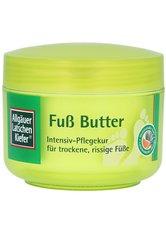 Dr. Theiss Naturwaren Produkte Latschenkiefer Fuß Butter Creme Fußcreme 200.0 ml