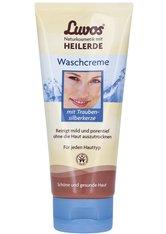 Luvos Naturkosmetik Reinigung Waschcreme mit Traubensilberkerze Reinigungscreme 100.0 ml
