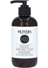 Oliveda H22 Kur für Haar und Kopfhaut - Regenerating 200 Milliliter