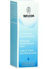 Weleda Erfrischende 2 in 1 Reinigung  Reinigungslotion 10 ml