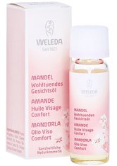 Weleda Gesichtspflege WELEDA Mandel Wohltuendes Gesichtsöl,10ml Gesichtsöl 10.0 ml