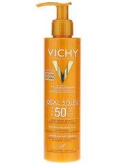 VICHY - Vichy Ideal Soleil Anti-Sand Sonnen-Fluid LSF 50 200 Milliliter - SONNENCREME
