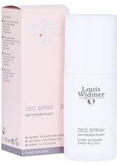 Louis Widmer Deodorants Deodorant-Spray unparfümiert Deodorant 75.0 ml