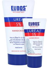 Eubos Trockene Haut Urea 5% Handcreme + gratis Eubos Handcreme 5% Urea 25 ml 75 Milliliter