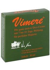 Via Nova Naturprodukte Produkte Vimere Deo Creme Deodorant 30.0 ml