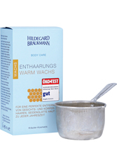 Hildegard Braukmann Body Care Enthaarungs Warm Wachs 60 ml Warmwachs