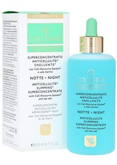 Collistar Super-Concentrated Anticellulite Slimming Night Treatment With Cell-Nocturne System® And Sea Salt Körperserum 200 ml