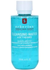 erborian Detox Cleansing Water aux 7 Herbes 3-in-1 Mizellen Wasser 190 Milliliter