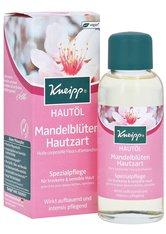 Kneipp Hautöle & Massageöle Mandelblüten Hautzart Hautöl Körperöl 100.0 ml