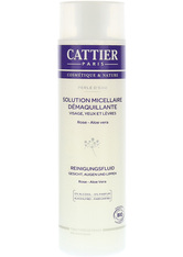 Cattier Gesichtsreinigung Mizellen Reinigungsfluid Reinigungscreme 300.0 ml