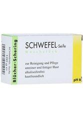 BLÜCHER-SCHERING - SCHWEFEL SEIFE Blücher Schering 100 Gramm - SEIFE