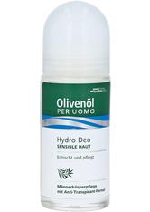 medipharma Cosmetics Produkte medipharma cosmetics Olivenöl Per Uomo Hydro Deo Deodorant 50.0 ml