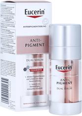 EUCERIN - Eucerin Produkte Eucerin Anti-Pigment Dual Serum,30ml Gesichtspflege 30.0 ml - SERUM
