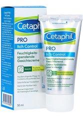 Cetaphil Produkte Cetaphil PRO Itch Control Feuchtigkeitsspendende Gesichtscreme All-in-One Pflege 50.0 ml