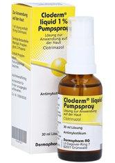 Cloderm liquid 1% Pumpspray Spray 30 Milliliter