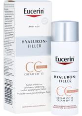 Eucerin Produkte Eucerin Anti-Age HYALURON-FILLER CC Cream mittel,50ml Gesichtspflege 50.0 ml