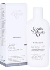 Louis Widmer Hautpflege Creme Fluide leicht parfümiert Körperfluid 200.0 ml