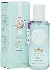 Roger & Gallet Extraits de Cologne Cassis Frénésie Eau de Parfum  100 ml