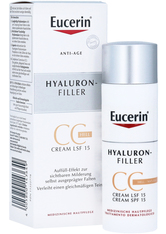 Eucerin Produkte Eucerin Anti-Age HYALURON-FILLER CC Cream hell,50ml Gesichtspflege 50.0 ml