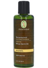 Primavera Produkte Weizenkeimöl 100ml Körperöl 100.0 ml