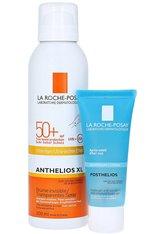 La Roche-Posay Anthelios Transparentes Spray XL LSF 50+ Körper Sonnenspray + gratis La Roche-Posay Posthelios After-Sun 200 Milliliter
