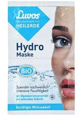 Luvos Naturkosmetik Masken Creme-Maske Hydro mit Algenmeerwasserextrakt Maske 15.0 ml