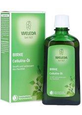 Weleda Körperöle Birke - Cellulite Öl 200ml Körperöl 200.0 ml