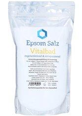 CASIDA - Epsom Salz Vitalbad 1 Kilogramm - FÜßE