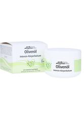 MEDIPHARMA COSMETICS - medipharma Cosmetics Produkte medipharma cosmetics Olivenöl  Intensiv-Körperbalsam,250ml Körpercreme 0.25 l - KÖRPERCREME & ÖLE