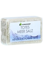 ALPENCOSMED - TOTES MEER SALZ Mineral Schlamm Seife 100 Gramm - Seife