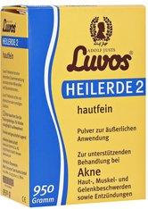 Luvos Heilerde Produkte Luvos HEILERDE 2 hautfein,950g Anti-Pickel-Maske 0.95 kg