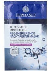 DERMASEL - DERMASEL Maske Nacht-Repair SPA 12 ml - SLEEP MASKS