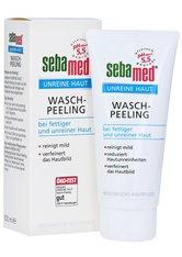 SEBAMED - sebamed Produkte sebamed Unreine Haut Wasch-Peeling,100ml Anti-Akne 100.0 ml - PEELING