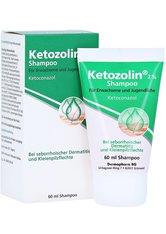 DERMAPHARM - KETOZOLIN 2% Shampoo 60 Milliliter - SHAMPOO