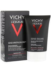 Vichy Produkte VICHY HOMME  SENSI-MINERALBALSAM Ca Hautberuhigender Balsam,75ml Männerkosmetik 75.0 ml