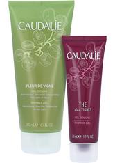 CAUDALIE - CAUDALIE Duschgel Fleur de vigne + gratis CAUDALIE Duschgel The des vignes 50 ml 200 Milliliter - Duschen & Baden