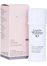Louis Widmer Deodorants Leicht Parfümiert Deodorant 40.0 ml