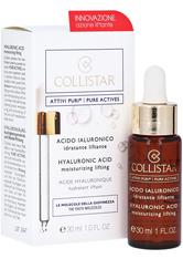 Collistar Anti-Aging Pure Actives Hyaluronic Acid Moisturizing Lifting Serum 30.0 ml