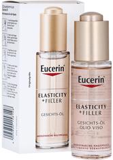 EUCERIN - Eucerin Produkte Eucerin ELASTICITY + FILLER Gesichts-Öl,30ml Gesichtspflege 30.0 ml - Gesichtsöl