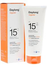 Daylong Sonnenschutzprodukte Regular Lotion LSF 15 Sonnencreme 200.0 ml